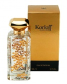 KORLOFF  GOLD EDP 88 ML.
