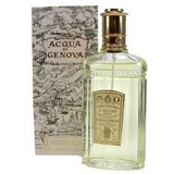 ACQUA DI GENOVA GOLD PLATE CITY of N.Y1974 50 ml