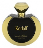 KORLOFF UN SOIR A PARIS WOMAN EDP 50 ML.