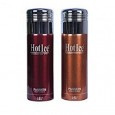 HOT ICE PASSION Woman DEO 200 ML SPRAY