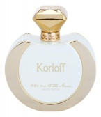 KORLOFF TAKE ME TO THE MOON WOMAN EDP 50 ML.