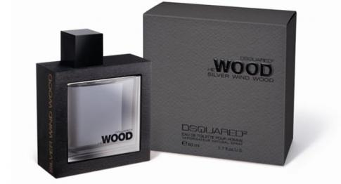 Dsquared2 He Wood Silver Wind 100 ml