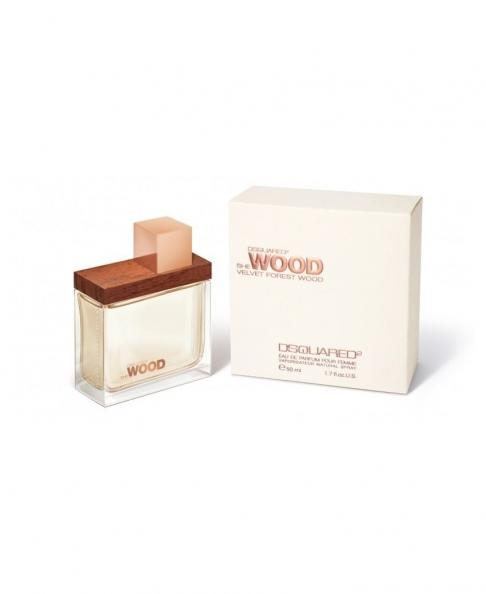 Dsquared She Wood Velvet Forest 50 ml