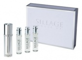 HOUSE OF SILLAGE Holiday Classic Travel Spray Refill Духи (спрей-запаска) 4*8 мл.