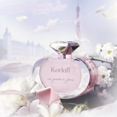 KORLOFF UN JARDIN A PARIS WOMAN EDP 100 ML.